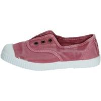 Scarpe Unisex bambino Sneakers basse Cienta 70777 Sneakers Bassa Bambina ROSA ROSA