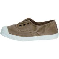 Scarpe Unisex bambino Sneakers basse Cienta 70777 TAUPE