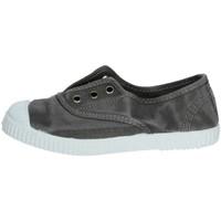 Scarpe Unisex bambino Sneakers basse Cienta 70777 GRIGIO