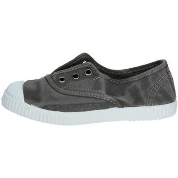 Scarpe Unisex bambino Sneakers basse Cienta 70777 Sneakers Bassa Bambino GRIGIO GRIGIO