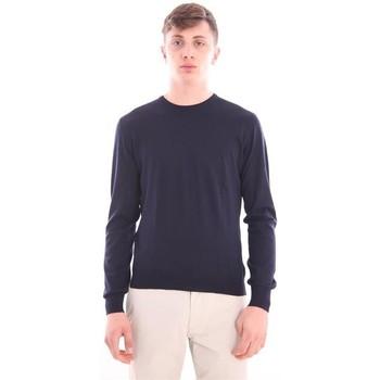 Abbigliamento Uomo T-shirt & Polo M.marte MAGLIA GIROCOLLO BLU Blue