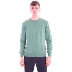 Abbigliamento Uomo T-shirt & Polo M.marte MAGLIA VERDE GIROCOLLO Green