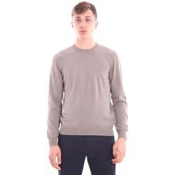 Abbigliamento Uomo T-shirts a maniche lunghe M.marte MAGLIA GIROCOLLO TORTORA Grey