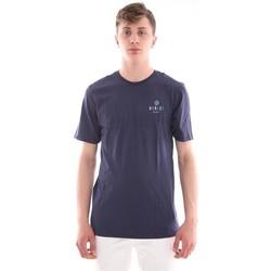 Abbigliamento Uomo T-shirt maniche corte Hurley T-SHIRT BLU Blue