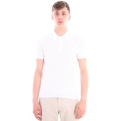 Abbigliamento Uomo T-shirt maniche corte M.marte POLO BIANCA White