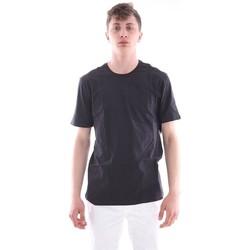 Abbigliamento Uomo T-shirt maniche corte Hurley T-SHIRT NERA Black