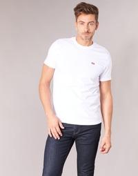 Abbigliamento Uomo T-shirt maniche corte Levi's SS ORIGINAL HM TEE Bianco