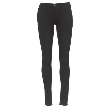 Abbigliamento Donna Jeans skynny Levi's INNOVATION SUPER SKINNY Black