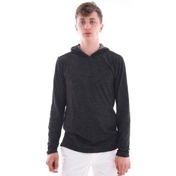 Abbigliamento Uomo Felpe Hurley FELPA NERA Black