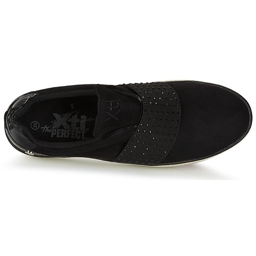 Donna 2500 Sneakers Basse Consegna Gratuita Xti Scarpe Kavac Nero 5AL4Rj