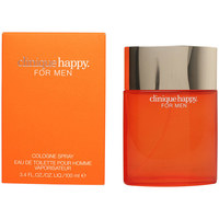 Bellezza Uomo Eau de toilette Clinique Happy For Men Edt Pour Homme Vaporizador  100 ml