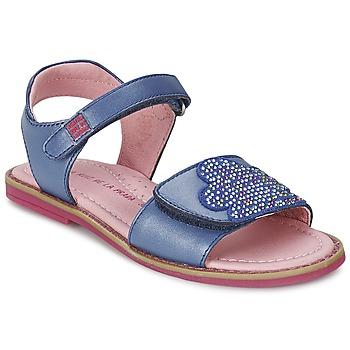 Scarpe Bambina Sandali Agatha Ruiz de la Prada MISS PONZA Blu