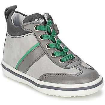 Scarpe Bambino Sneakers alte Acebo's ABARNE Grigio