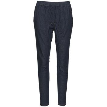 Abbigliamento Donna Pantaloni morbidi / Pantaloni alla zuava Nikita REALITY SLIM Blu