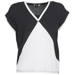 Abbigliamento Donna T-shirt maniche corte Nikita NEWSON Nero / Bianco