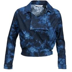 Abbigliamento Donna Giubbotti Nikita BAY Blu