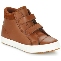 Scarpe Unisex bambino Sneakers alte Converse CHUCK TYLOR ALL STAR AV PC BOOT - HI Brown