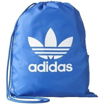 Borse Borse adidas Originals Gymsack Trefoil Blu