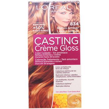 Bellezza Gel & Modellante per capelli L'oréal Casting Creme Gloss 834-rubio Ámbar 1 u