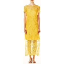 Abbigliamento Donna Abiti corti Liu Jo F18080J5390 Vestito Donna Giallo Giallo