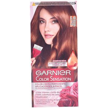 Bellezza Donna Tinta Garnier Color Sensation Intensissimos 6,46 Cobre Intenso 1 u