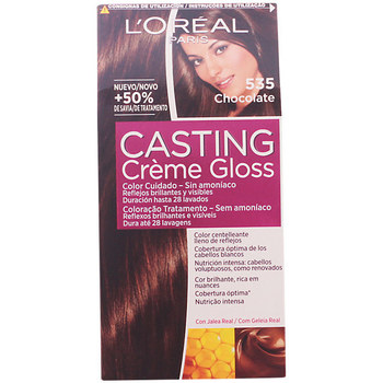 Bellezza Tinta L'oréal Casting Creme Gloss 535-chocolate 1 u