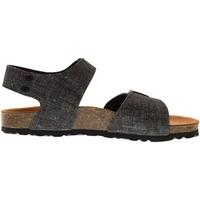 Scarpe Unisex bambino Sandali Valleverde scarpe bambino sandali G51805J NERO (35/39) Pelle