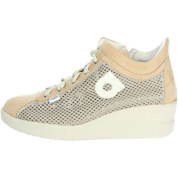 Scarpe Donna Sneakers basse Agile By Ruco Line Agile By Rucoline  226(17-A) Sneakers Bassa Donna CUOIO CUOIO