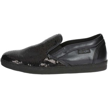 Scarpe Donna Slip on Agile By Ruco Line 2813(65-A) NERO