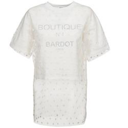 Abbigliamento Donna Felpe Brigitte Bardot ANASTASIE ECRU