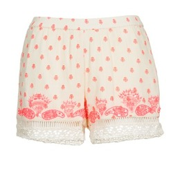 Abbigliamento Donna Shorts / Bermuda Brigitte Bardot ANGELINE Ecru