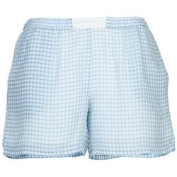 Abbigliamento Donna Shorts / Bermuda Brigitte Bardot ANGELIQUE Blu / Bianco