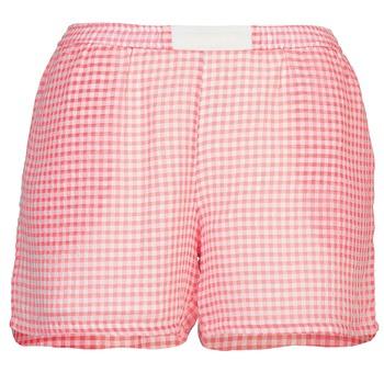 Abbigliamento Donna Shorts / Bermuda Brigitte Bardot ANNE Rosso / Bianco