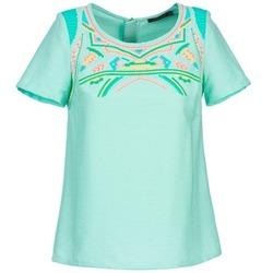 Top / Blusa Color Block ADRIANA
