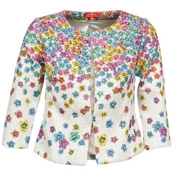 Abbigliamento Donna Giacche / Blazer Derhy JOCASTE ECRU