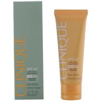 Bellezza Protezione solari Clinique Sun Face Cream Spf40  50 ml