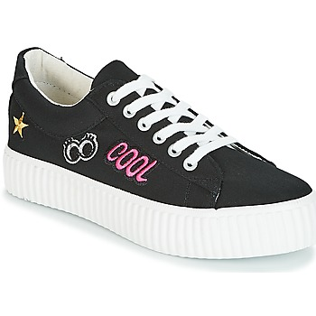Scarpe Donna Sneakers basse Coolway COOL Nero