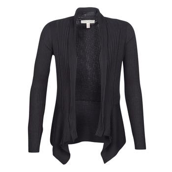 Abbigliamento Donna Gilet / Cardigan Esprit VECKY Nero