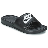 Scarpe Uomo Ciabatte Nike BENASSI JUST DO IT Nero