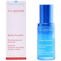 Bellezza Donna Idratanti e nutrienti Clarins Hydra Essentiel Bi-sérum Intensif Anti-soif  30 ml