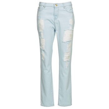 Abbigliamento Donna Jeans dritti Cimarron BOY Blu / Clair