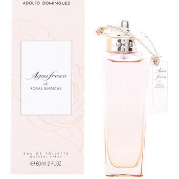 Bellezza Donna Eau de toilette Adolfo Dominguez Agua Fresca De Rosas Blancas Edt Vaporizador  60 ml