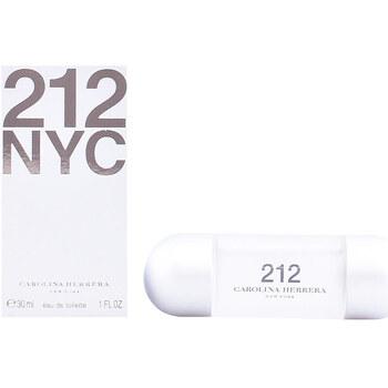 Bellezza Donna Eau de toilette Carolina Herrera 212 Nyc For Her Edt Vaporizador  30 ml