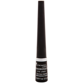 Bellezza Donna Matia per occhi Rimmel London Exaggerate Liquid Eye Liner 001-black 2,5 ml