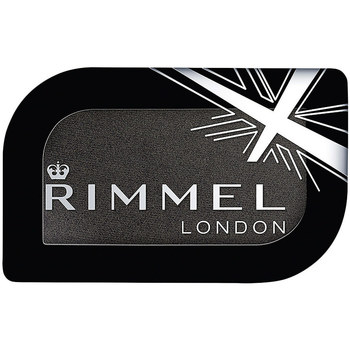 Bellezza Donna Ombretti & primer Rimmel London Magnif'Eyes Mono Eye Shadow 014 -black Fender 3,5 g