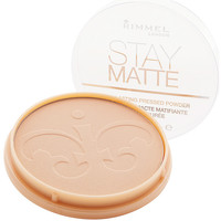 Bellezza Donna Blush & cipria Rimmel London Stay Matte Pressed Powder 006-warm Beige 14 Gr 14 g