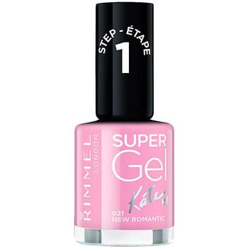 Bellezza Donna Smalti Rimmel London Kate Super Gel Nail Polish 021-new Romantic 12 ml
