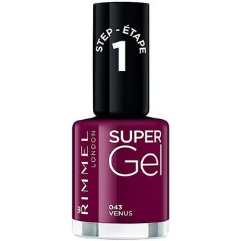 Bellezza Donna Smalti Rimmel London Kate Super Gel Nail Polish 043-venus 12 ml