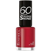 Bellezza Donna Smalti Rimmel London 60 Seconds Super Shine 315-queen Of Tarts 8 ml