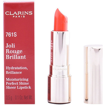 Bellezza Donna Rossetti Clarins Joli Rouge Brillant 761s-spicy Chilly 3,5 Gr 3,5 g